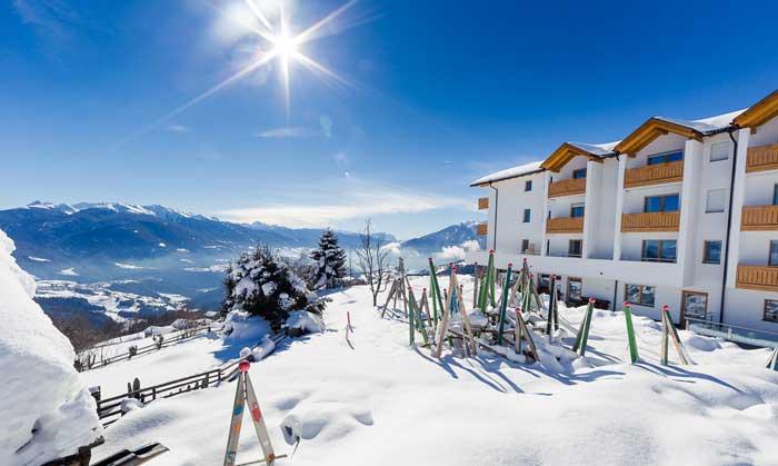 family hotel montagna con bambini