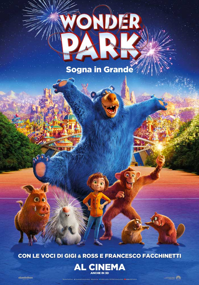 Wonder Park il film