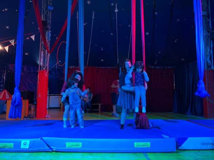 Piccolo circo Volavoilà di Roma