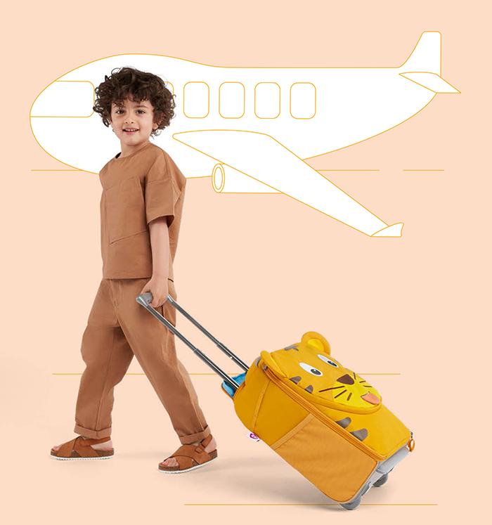 bagaglio dei bambini idee