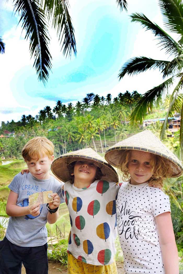 viaggio bali con i bambini