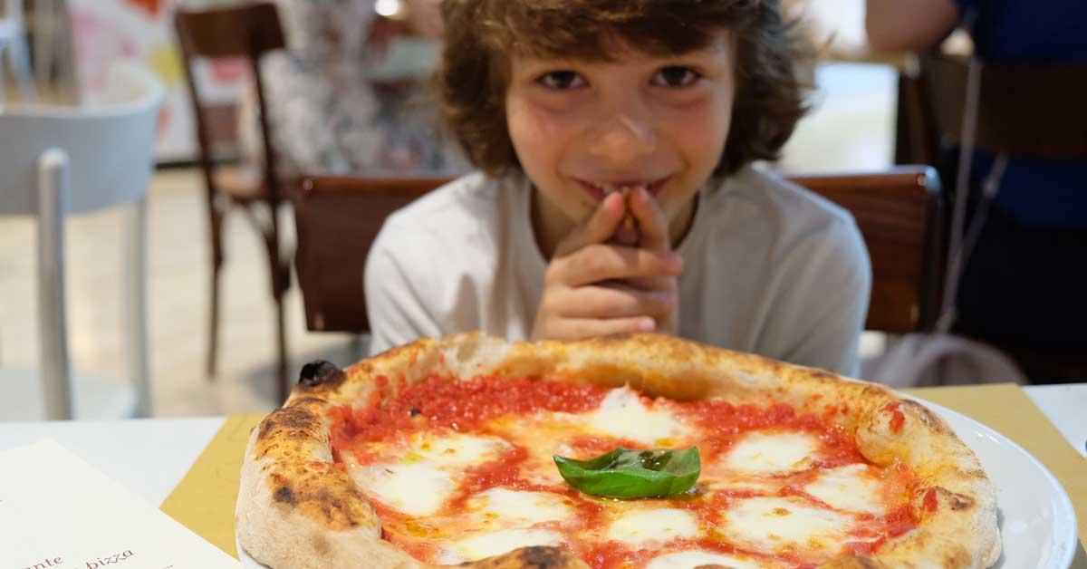 Ristorante Pizza Pasta Eataly