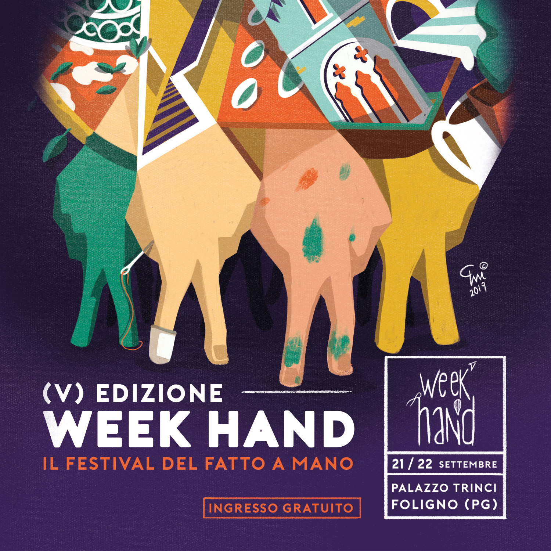 week hand