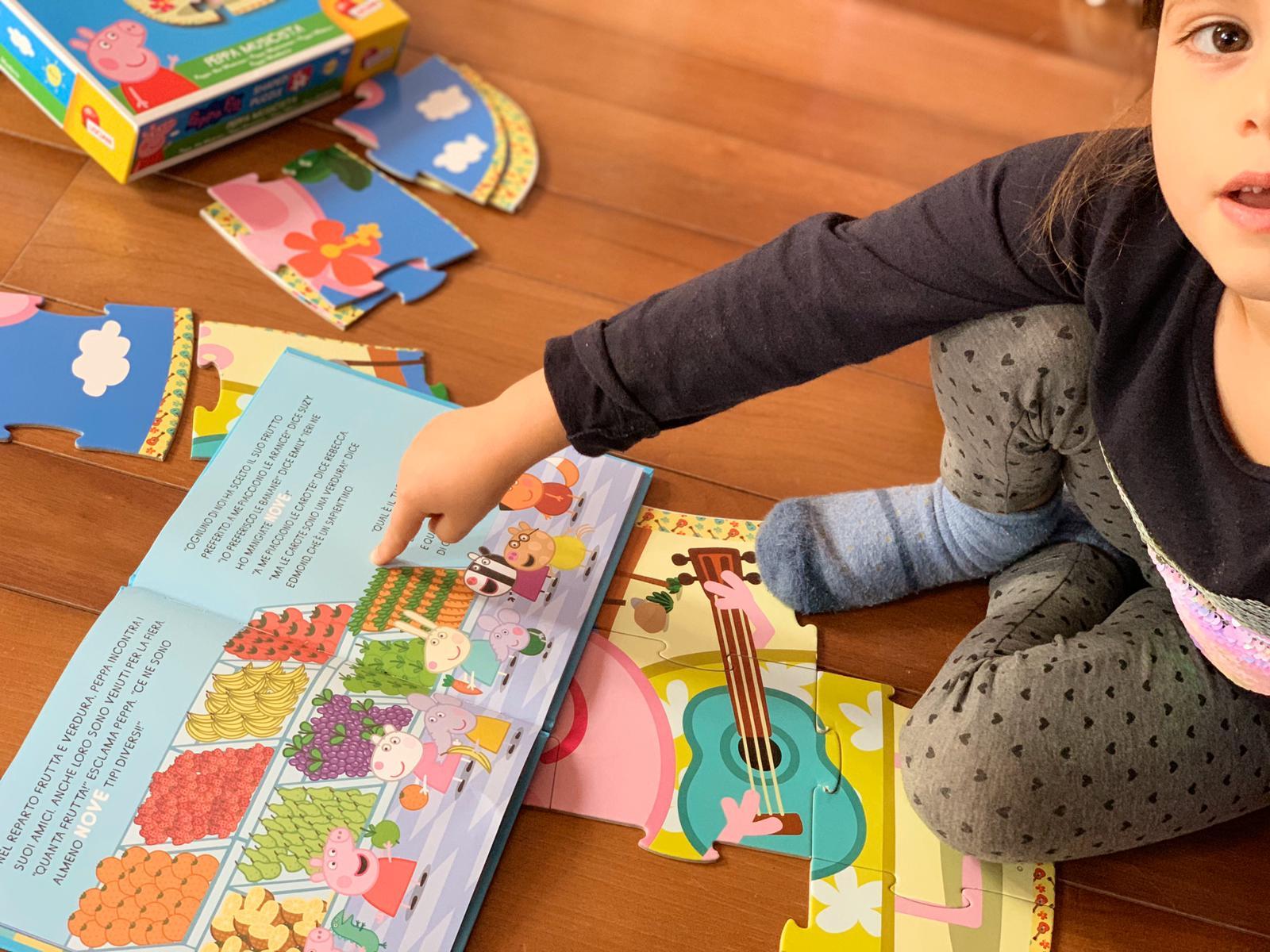 peppa pig cartone educativo per bambini