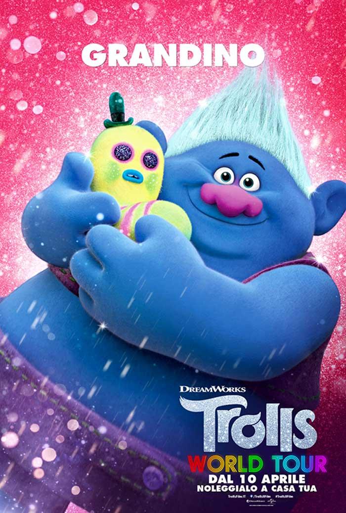 Trolls World Tour Il Film Musical A Cartoni Da Vedere Comodamente A Casa Family Welcome