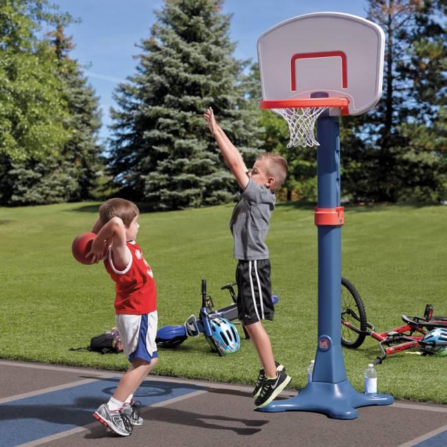basket regolabile da giardino