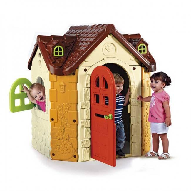 casetta da giardino bambini