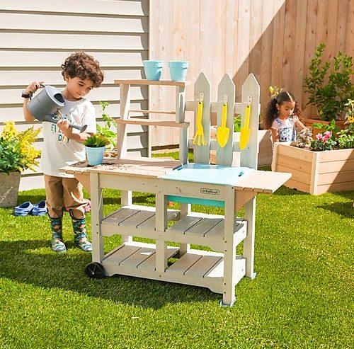 kidkraft-tavolo-per-attrezzi-da-giardino-giocattolo-greenville-garden-station-legno-giochi-da-giardinaggio