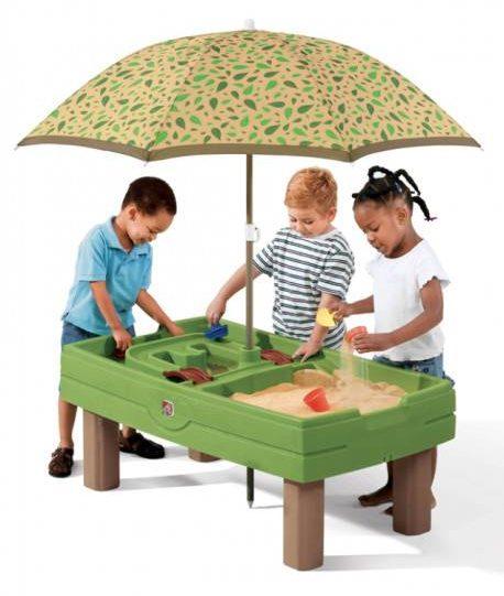 sabbiera-con-ombrellone