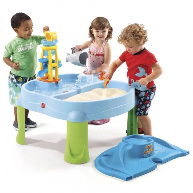 tavolo dei travasi gioco per bambini