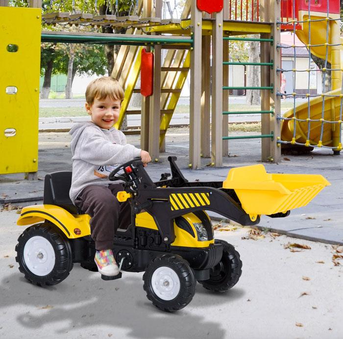 trattore-escavatore-pedali