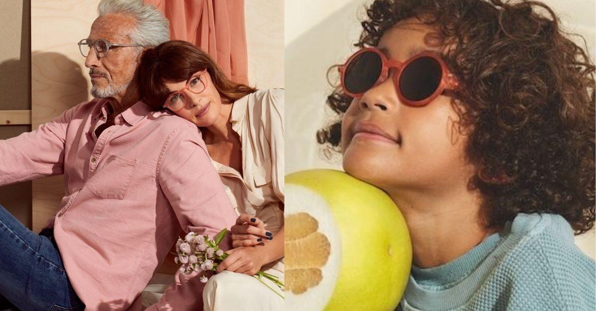 IZIPIZI occhiali da vista e da sole
