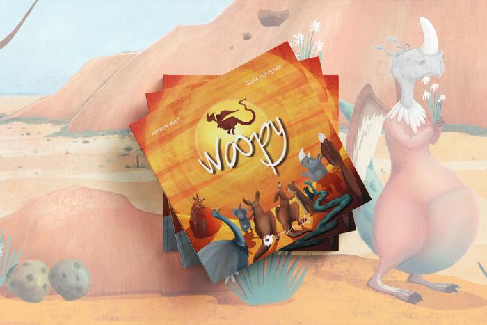 Woopy il libro per bambini