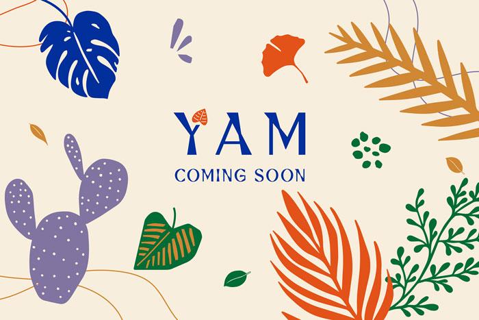 nuovo ristorante all'aperto roma yam