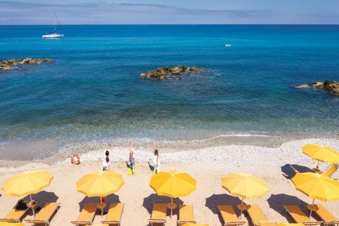 Baia del Sole Resort Capovaticano